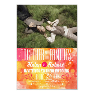 Sweet Couple Laying Grass Card