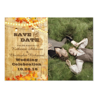 Sweet Couple Laying Grass /fall theme Card