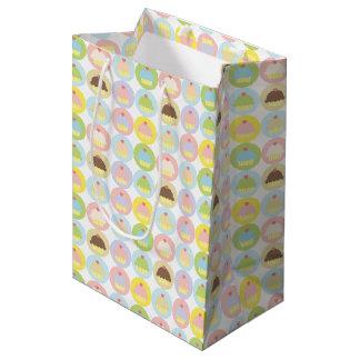 Sweet Cupcake Pattern Gift Bag