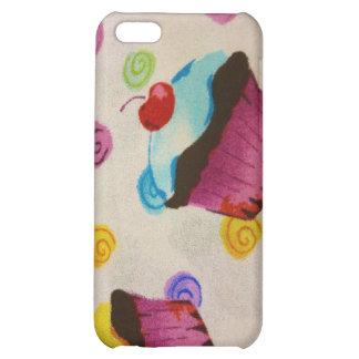 sweet cupcakes iPhone 5C cases