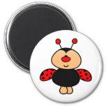 sweet cute ladybug