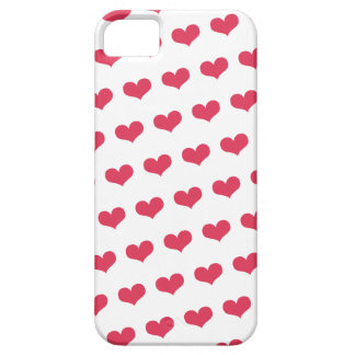 Sweet Cute Love Hearts Pattern Valentine's Day iPhone 5 Cases