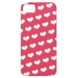 Sweet Cute Love Hearts Pattern Valentine's Day iPhone 5 Cover