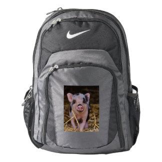 Sweet Cute Pig Backpack