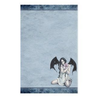 Sweet Demon Stationary Stationery