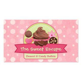 Sweet Desserts Business Cards