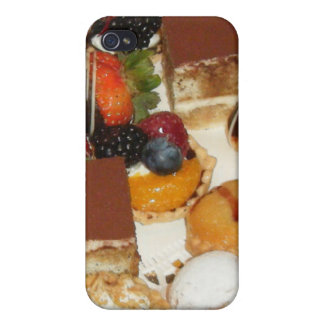 Sweet Desserts iPhone 4/4S Cases