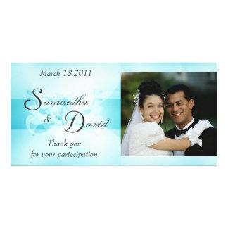 Sweet Dream Thank You Wedding Card