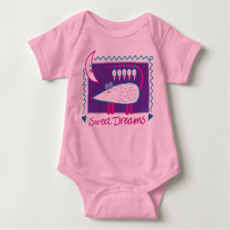 Sweet Dreams Baby Bodysuit