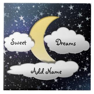 """""""Sweet Dreams"""" Ceramic Tile"""