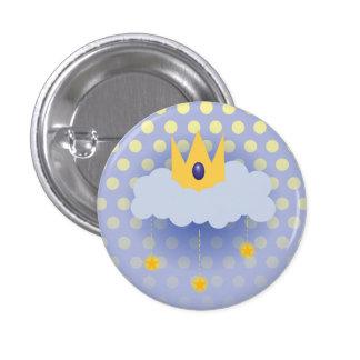 Sweet Dreams Crown Button