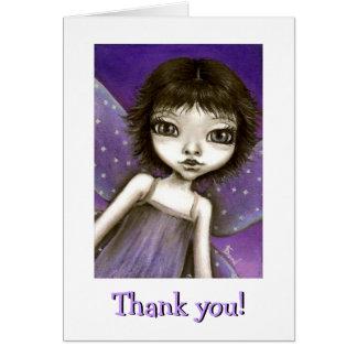 Sweet dreams fairy card
