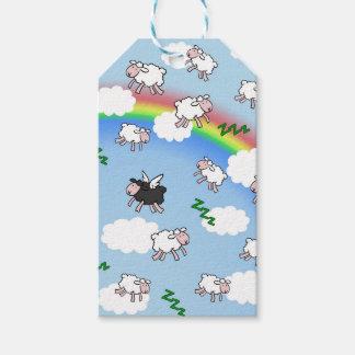 Sweet dreams gift tags