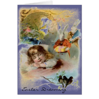 Sweet Dreams of Easter Card