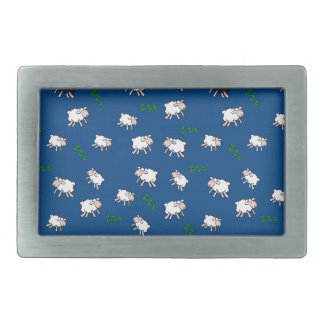 Sweet dreams rectangular belt buckles