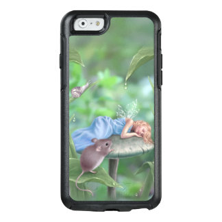 Sweet Dreams Sleeping Fairy & Mouse OtterBox iPhone 6/6s Case