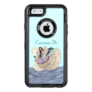 Sweet Dreams (The Angel & The Swan) (Full Colour) OtterBox iPhone 6/6s Case