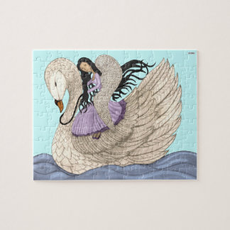 Sweet Dreams (The Angel & The Swan) (Full Colour) Puzzles