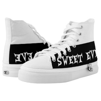 Sweet Eve - The Immortal Sneaker Printed Shoes