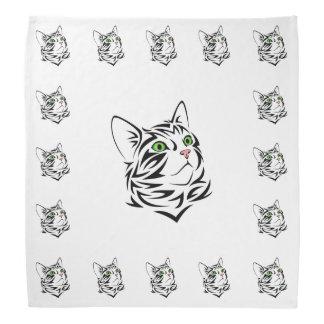 Sweet Face Kitty Cat Bandana