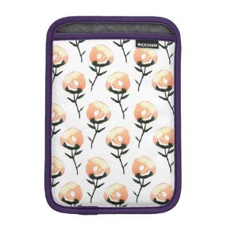 Sweet Flower Buds iPad Mini Sleeve