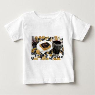Sweet Fruit Nut Treats Baby T-Shirt
