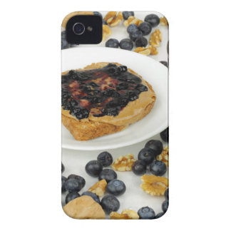 Sweet Fruit Nut Treats Case-Mate iPhone 4 Cases