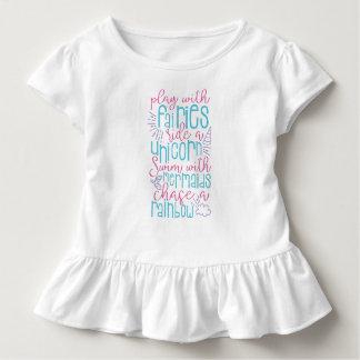 Sweet Girl Saying Toddler T-Shirt