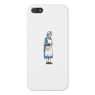 Sweet Grandmother iPhone 5 Cases