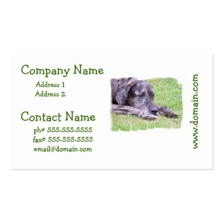 Sweet Great Dane Business Cards