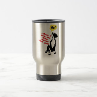 Sweet Great Dane Puppy Mug