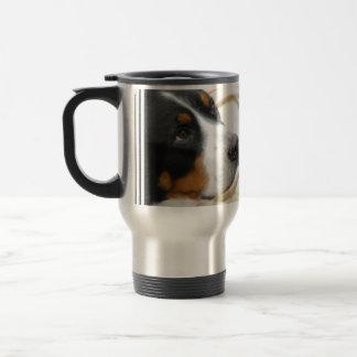 Sweet Greater Swiss Mountain Dog Mug