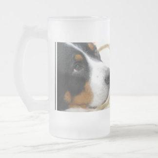 Sweet Greater Swiss Mountain Dog Mugs