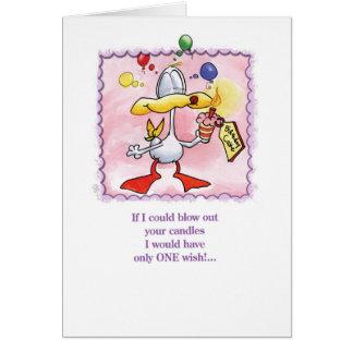 Sweet Greeting Card, Standard white envelopes inc. Card