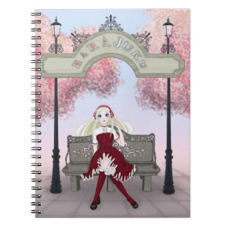 Sweet Harajuku Notebook
