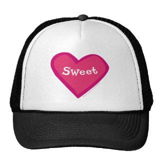 Sweet Heart Hat