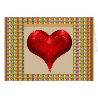 Sweet Heart - LOVE is in the air Greeting Card