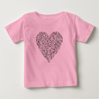 Sweet Heart Pink Infant Shirt