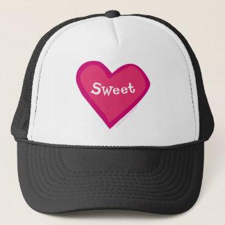 Sweet Heart Trucker Hat