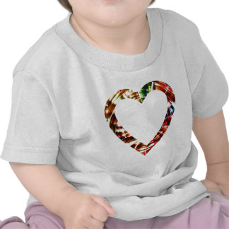 Sweet Heart V4 -  Sparkling Red Series Shirts