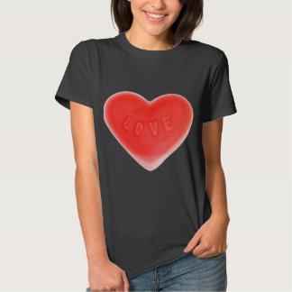 Sweet Heart women's t-shirt black