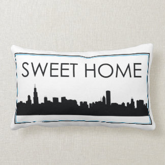 Sweet Home Chicago Pillow