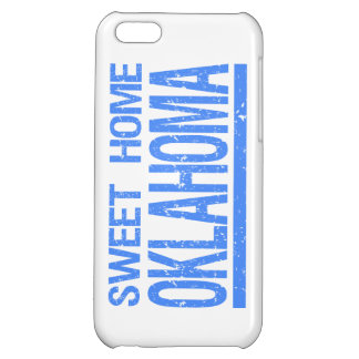 Sweet Home Oklahoma Cover For iPhone 5C