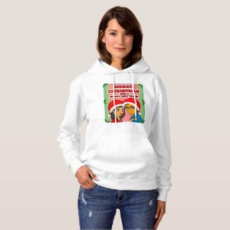 Sweet Honey Christmas Hooded Sweatshirt