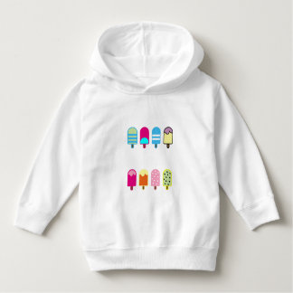 sweet icecream Toddler Pullover Hoodie