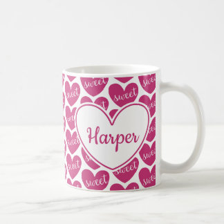Sweet In Heart Coffee Mug