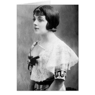 Sweet Irene, 1920s Card