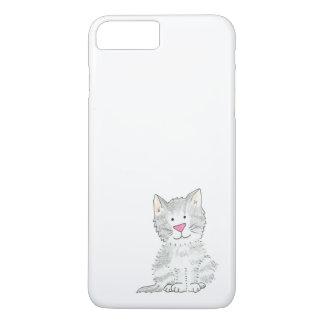 Sweet, irresistible kitten iPhone 8 plus/7 plus case