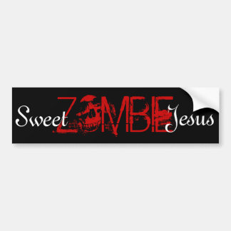 Sweet Jesus Bumper Sticker