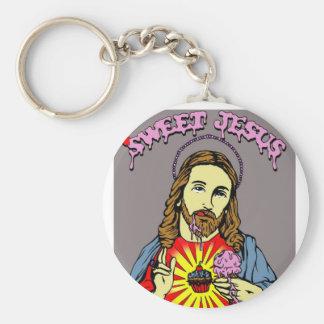 sweet jesus keychain